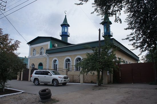 Engels Great Mosque