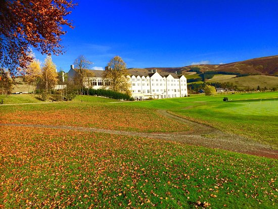 Cardrona, UK: Perfect for a quiet break...