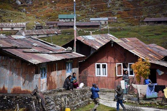 Kupup Village