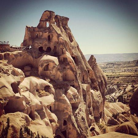 Argos in Cappadocia: Vista desde el comedor