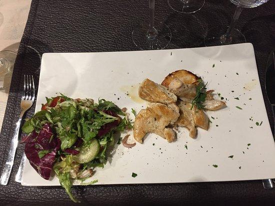 Putten, Ολλανδία: Restaurant de l'hôtel