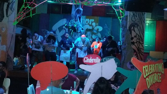 Cancun Halloween 2020 Parties Halloween party   Picture of Senor Frog's Cancun   Tripadvisor