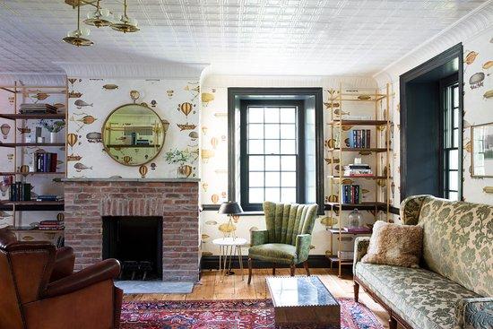 Stone Ridge, NY: Club Room