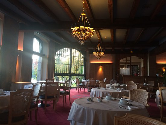 Missillac, Frankrijk: La sala ristorante