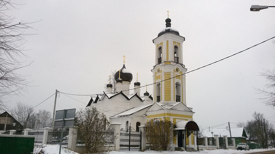 ‪Church of St. Nicholas‬