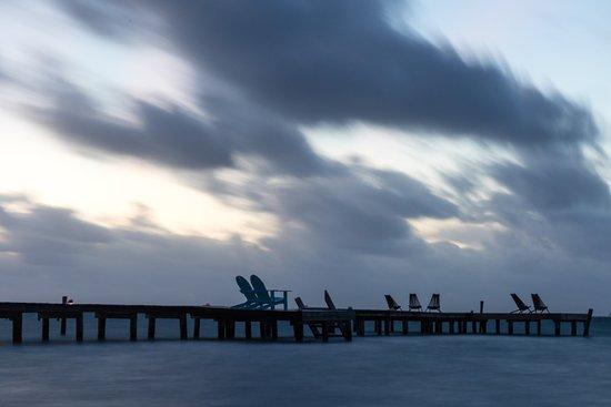 Colinda Cabanas: Just Before Sunrise