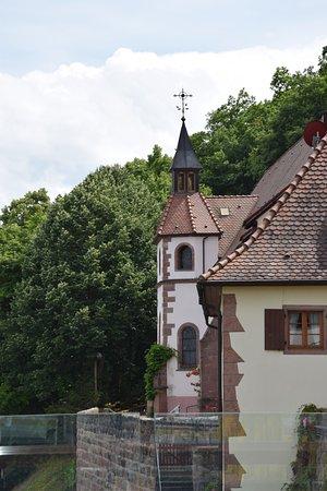 Pfaffenheim, France : ND du Schauenberg