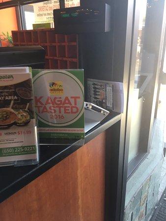 San Bruno, CA: Kagat tasted