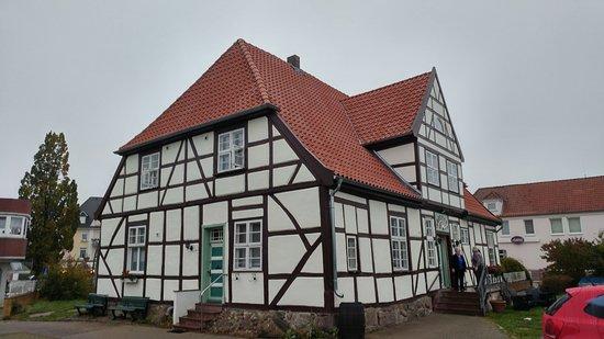 Das Landhaus Von Aussen Ein Sehr Schones Und Uriges Hauschen Bild