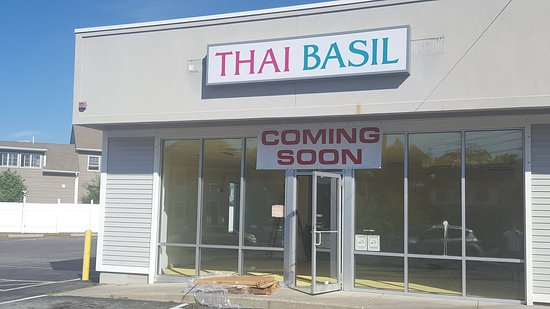 Pawtucket, RI: Thai Basil Restaurant