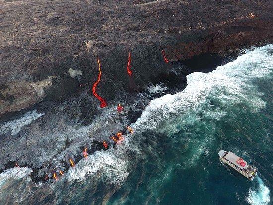 Lava Ocean Tours Inc : LAVAONE 49 Passenger Lava Boat
