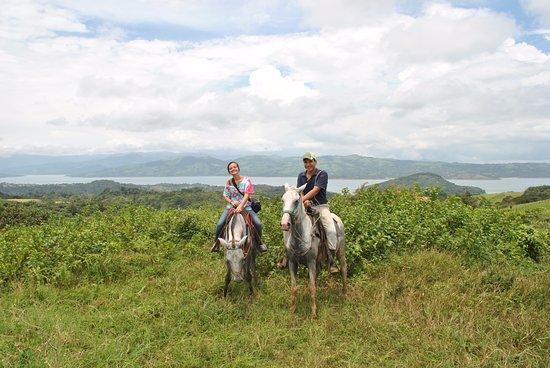 Nuevo Arenal, Costa Rica: tours a caballo