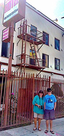 Ladventure Tour Outside The Pretty Woman Hotel