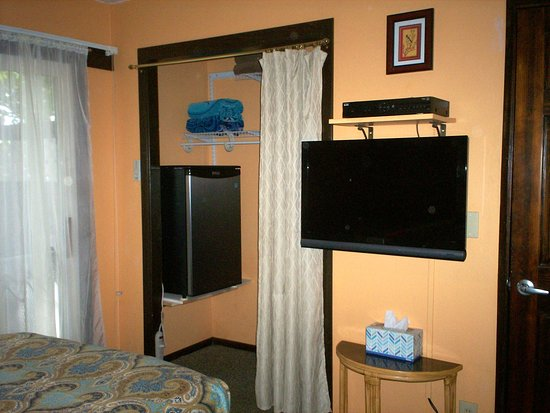 Anapa Place Inn: Front room