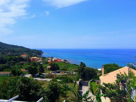Paramonas, Greece: Nice view