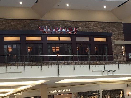 Wildfire Restaurant Tysons Reviews