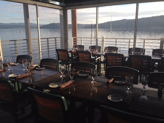 Cedars Floating Restaurant Coeur D Alene Menu Prices Reviews Tripadvisor