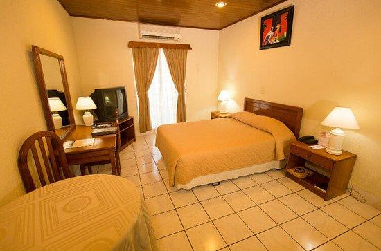 Mansion Teodolinda: Vista de habitacion sencilla