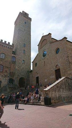 Fattoria Bassetto: San Gimignano