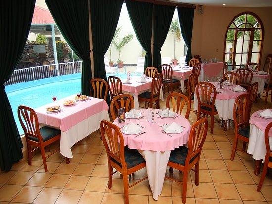 Mansion Teodolinda : Restaurante Los Girasoles