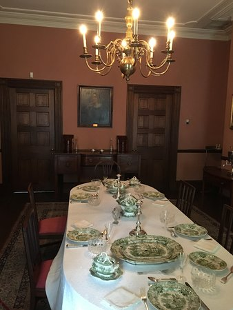 Campbell House Museum: Dining Room