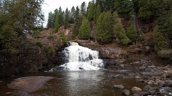 Two Harbors, MN: Gooseberry Falls