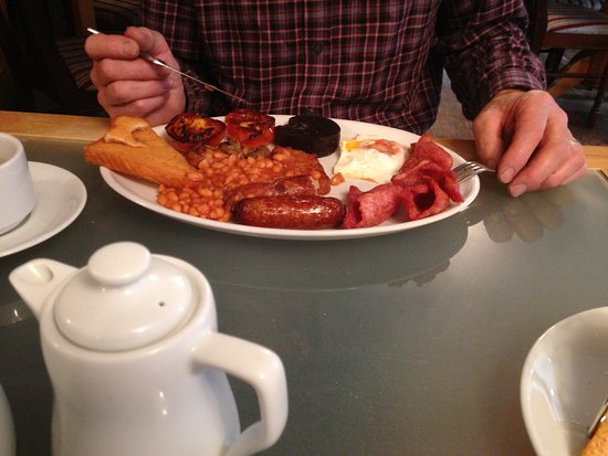 Austwick, UK: An all day breakfast