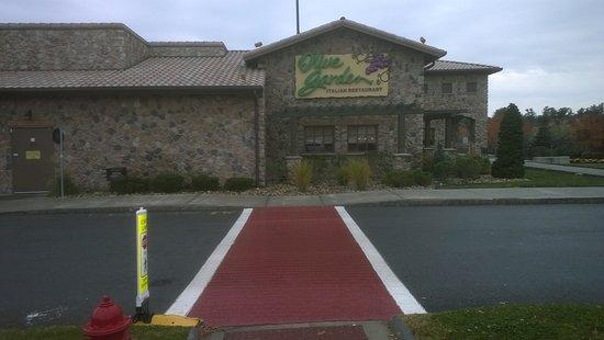 Olive Garden Methuen Menu Prices Restaurant Reviews