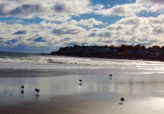 Union Bluff Hotel: stroll along the beach