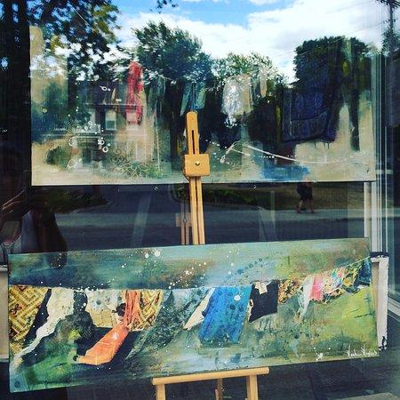 Gananoque, Canadá: laundry