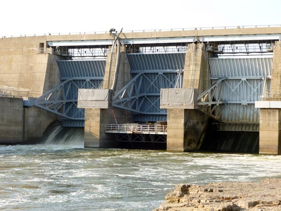 Carlyle Dam