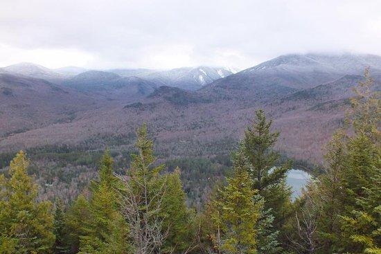 Mount Jo: Vue du sommet!