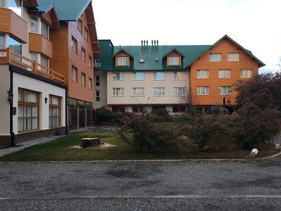 Hotel kosten aike picture of hotel kosten aike el for Hotel unique luxury calafate tripadvisor