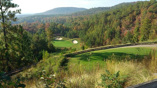 Pursell Farms: Golf course