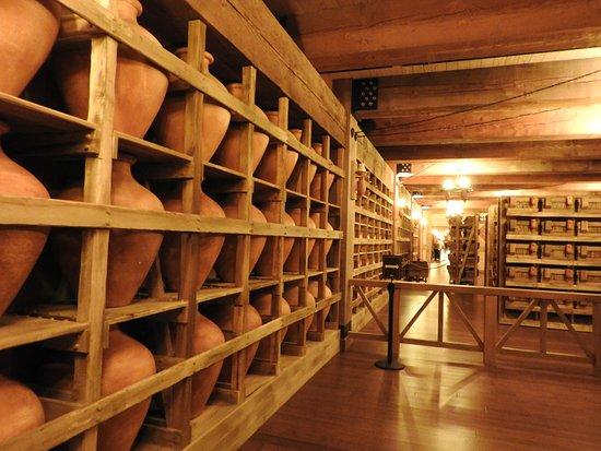 ark encounter food storage