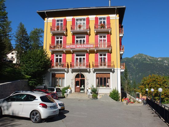 Champex, Switzerland: Perfect name for this hotel