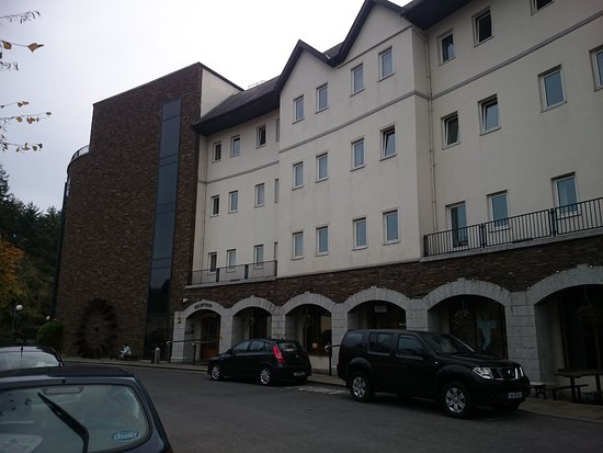 Bunclody, Ирландия: The Millrace Hotel