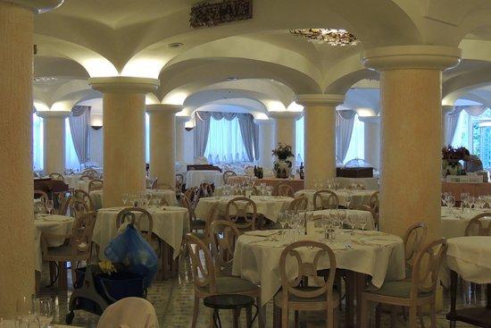 Grand Hotel Terme di Augusto: ristorante