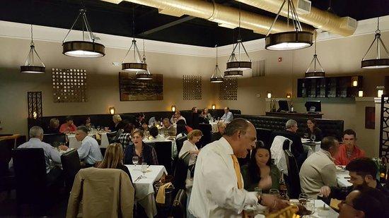 Morristown, NJ: Dinner Service