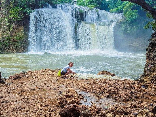 Bolinao Falls 1