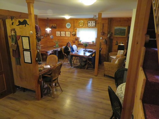 Reykholt, Iceland: Breakfast dining room