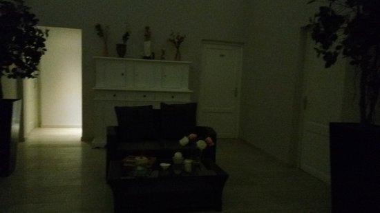 Hotel Ferrucci: Hall central