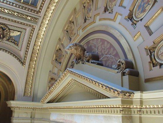 Bilde fra Wisconsin State Capitol
