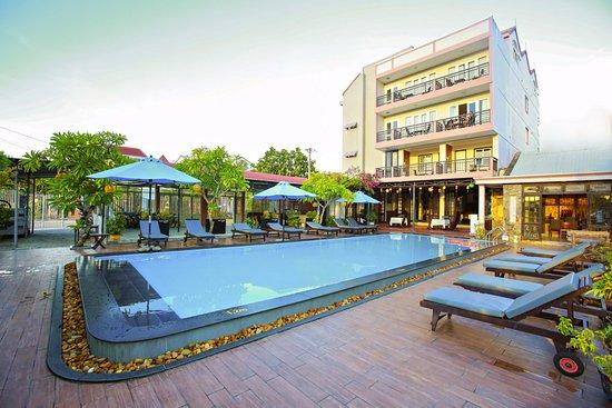 Jade Hotel Hoi An: Whole hotel