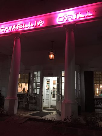 Welcome to the Camellia Grill