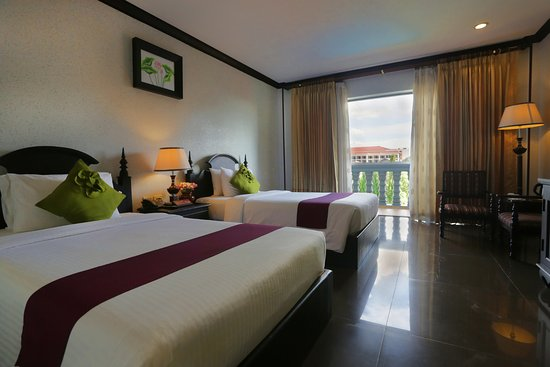 Lucky Angkor Hotel: Deluxe Twin