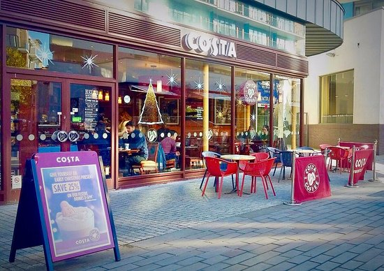 Lovely Coffee Costa Coffee Bristol Traveller Reviews