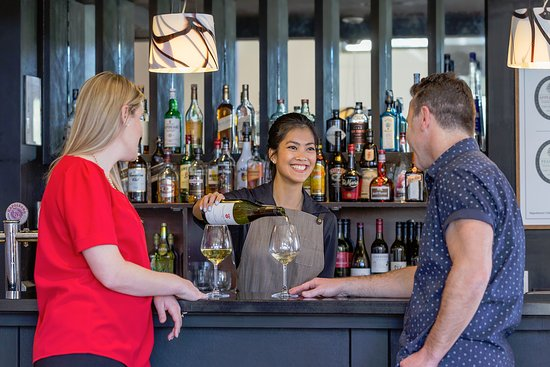 Chirnside Park, Australien: Lodge Bar