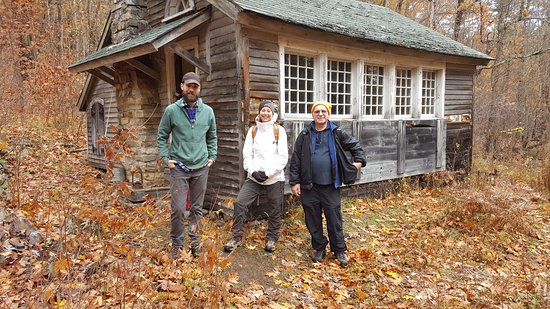 Barrington, NH: Red Hill Fall Hike
