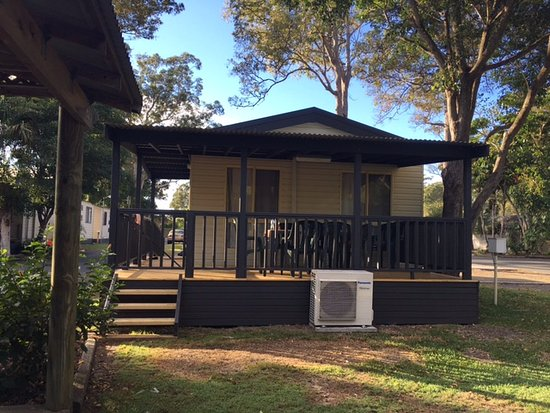 Twin Dolphins Holiday Park: Accomodation to suit any budget